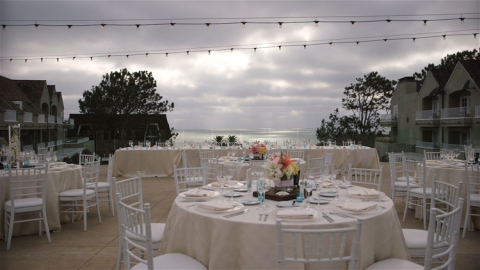 Del Mar Wedding